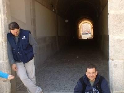 Monasterio de Santa María de El Paular; viajes de naturaleza; rutas por madrid senderismo